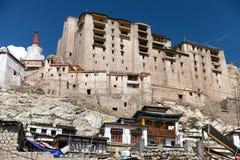 Palazzo di Leh - Ladakh - India Immagine Stock Libera da Diritti