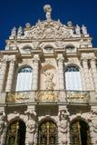 Palazzo di Linderhof in Autumn Day Immagini Stock Libere da Diritti