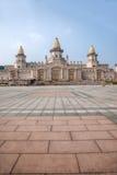 Palazzo di Lingshan Vaticano in montagna di Lingshan Fotografie Stock