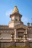 Palazzo di Lingshan Vaticano in montagna di Lingshan Fotografia Stock Libera da Diritti