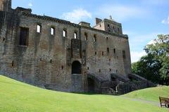 Palazzo di Linlithgow, lato Fotografia Stock Libera da Diritti