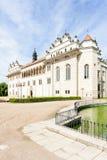 Palazzo di Litomysl Fotografie Stock Libere da Diritti