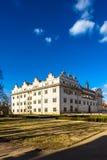 Palazzo di Litomysl Fotografie Stock