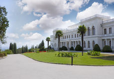 Palazzo di Livadia Immagini Stock Libere da Diritti
