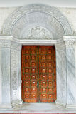 Palazzo di Livadia, l'entrata Fotografie Stock