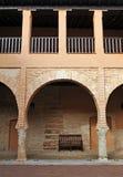 Palazzo di Maestrales, Almagro, Spagna Fotografie Stock Libere da Diritti