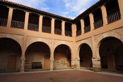 Palazzo di Maestrales, Almagro, Spagna Fotografie Stock