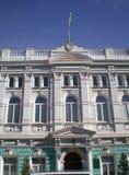 Palazzo di Melitopol della costruzione dei bambini e della creatività della gioventù Fotografia Stock Libera da Diritti