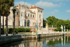 Palazzo di Miami Fotografia Stock