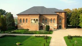 Palazzo di MogoÅŸoaia Fotografie Stock