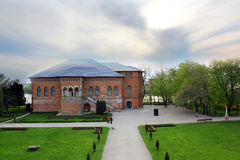 Palazzo di Mogosoaia Immagini Stock Libere da Diritti
