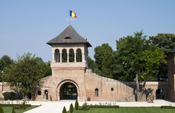 Palazzo di Mogosoaia Immagini Stock