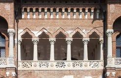 Palazzo di Mogosoaia Fotografie Stock Libere da Diritti