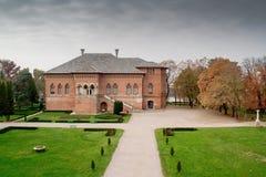 Palazzo di Mogosoaia Immagine Stock