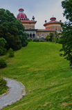 Palazzo di Monserrate Fotografia Stock Libera da Diritti