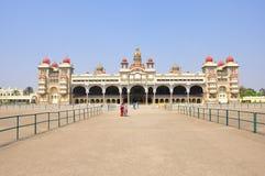 Palazzo di Mysore in India immagini stock libere da diritti