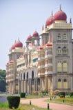Palazzo di Mysore in India fotografie stock