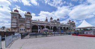Palazzo di Mysore, India Immagine Stock Libera da Diritti