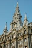 Palazzo di New York - Budapest Fotografie Stock Libere da Diritti
