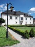 Palazzo di nozze in Bytca, Slovacchia Fotografie Stock Libere da Diritti