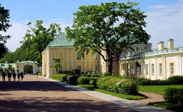 Palazzo di Oranienbaum, St Petersburg Immagine Stock Libera da Diritti