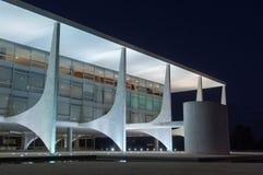 Palazzo di Planalto fotografie stock