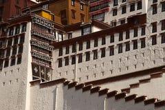 Palazzo di Potala Fotografia Stock