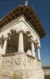 Palazzo di Potlogi di Constantin Brâncoveanu, contea di Dâmboviţa, Romania - dettaglio Fotografia Stock Libera da Diritti