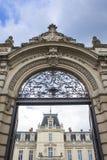 Palazzo di Potocki a Lviv baroque fotografia stock