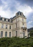 Palazzo di Potocki a Lviv baroque immagini stock libere da diritti