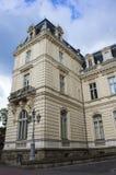 Palazzo di Potocki a Lviv baroque fotografie stock libere da diritti