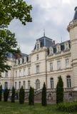 Palazzo di Potocki a Lviv baroque fotografia stock libera da diritti