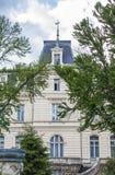 Palazzo di Potocki a Lviv baroque immagine stock