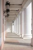 Palazzo di Potockikh Fotografia Stock