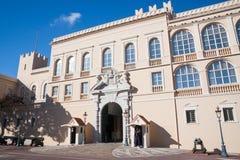 Palazzo di Prince's del Monaco Immagine Stock Libera da Diritti