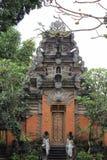 Palazzo di regno di Ubud Fotografie Stock Libere da Diritti