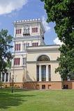 Palazzo di Rumyantsev-Paskevich Immagini Stock