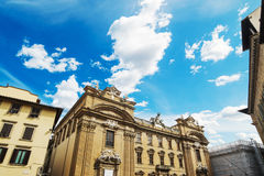 Palazzo di San Firenze in Florence Royalty Free Stock Images