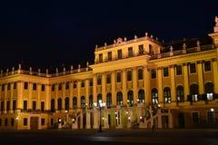 Palazzo di Schönbrunn fotografia stock