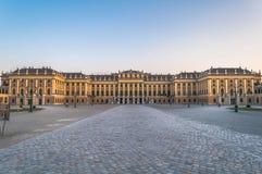 Palazzo di Schönbrunn Immagini Stock Libere da Diritti