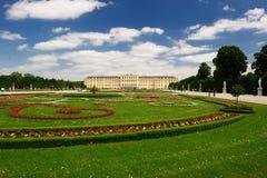 Palazzo di Schönbrunn Fotografie Stock