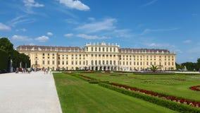 Palazzo di Schonbrunn Immagini Stock Libere da Diritti