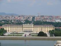 Palazzo di Schonbrunn Fotografie Stock