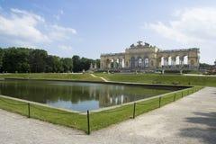 Palazzo di Schonbrunn Fotografie Stock Libere da Diritti