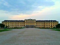 Palazzo di Schrobrunn Fotografia Stock