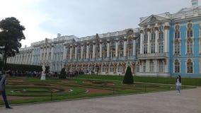 Palazzo di selo di Tsarovskoje Fotografia Stock Libera da Diritti
