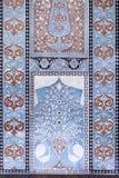 Palazzo di Shaki Khans nell'Azerbaigian Immagini Stock