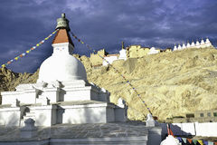 Palazzo di Shey, Leh-Ladakh Fotografie Stock Libere da Diritti