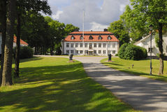 Palazzo di Skytteholm Immagine Stock Libera da Diritti