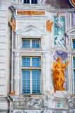 Palazzo di St George a Genova, Italia immagini stock libere da diritti